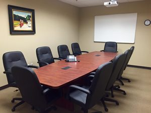 Conference Room Unavailable