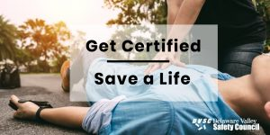 CPR/AED & First Aid Training @ Delaware Valley Safety Council