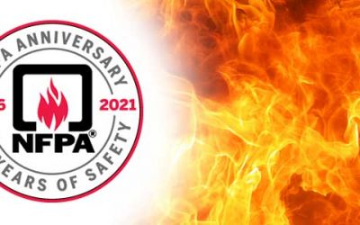 NFPA Celebrates 125 Years of Championing Workplace Safety